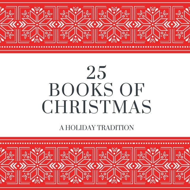 25 Books of Christmas!
